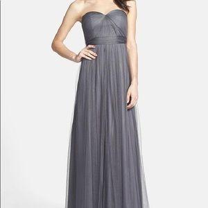 Annabelle Convertible Tulle Column Dress - sz 4